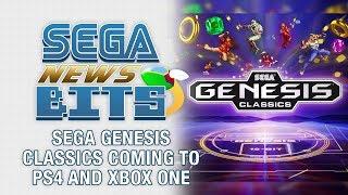 SEGA Genesis / Mega Drive Classics Coming to PS4 and Xbox One