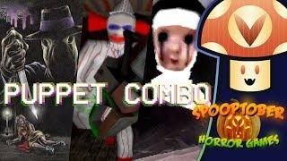 [Vinesauce] Vinny - Puppet Combo Games