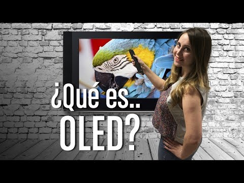 ¿Qué es OLED?
