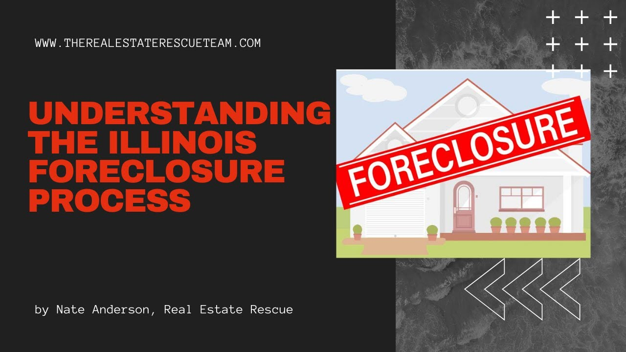 Understanding The Illinois Foreclosure Process