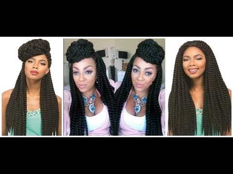 LETS MAKE IT LOOK NATURAL Sensationnel Senegal Rumba Twist Wig sistawigs.com