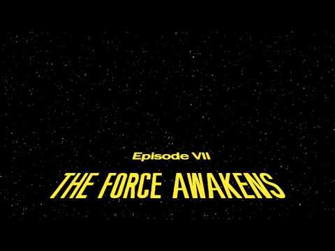 [Official] Star Wars VII The Force Awakens Opening Crawl - 1080p
