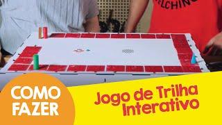 Como fazer o Jogo de Trilha Interativo | MPA