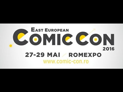 PC Garage TV - Live de la Comic Con - Ziua 2