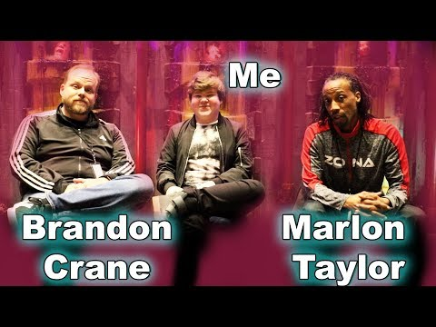 I met Ben Hanscom and Mike Hanlon!!!
