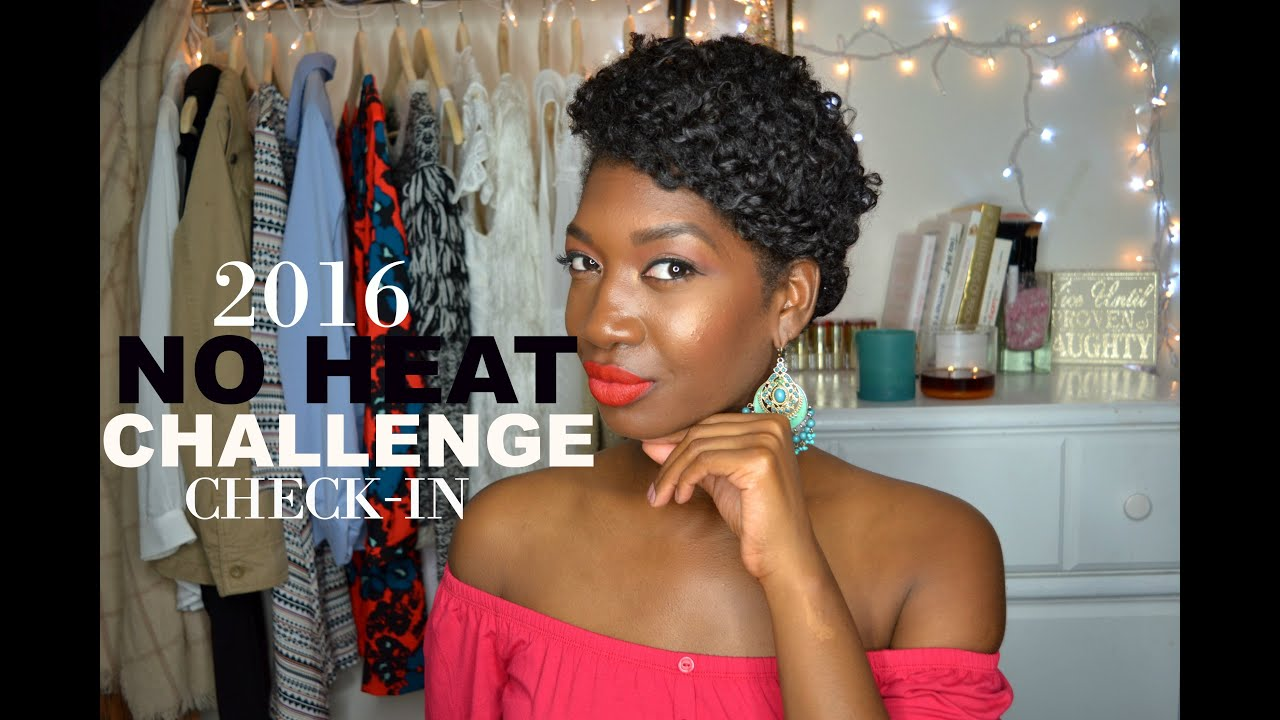 2016 No Heat Challenge Week Three Check In How To Grow Long