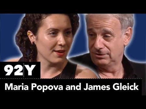 James Gleick with Maria Popova on Time Travel