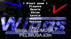 Wings - PELIMUSA - Jussi Huhtala (game music)