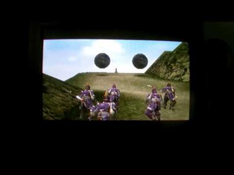 "Dynasty Warriors 3 ""Feel the Power of my Magic"""