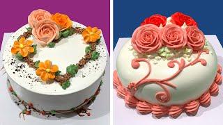 Most Satisfying Cake Decorating Ideas Compilation 2020 💓 DIY Cake Hacks | Cake Decorating Ideas