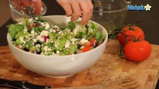 How to Make a Greek Salad