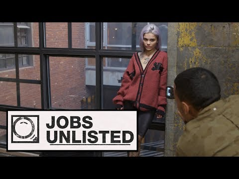 How To Be A Photographer for Yeezy and Amina Blue: Jobs Unli