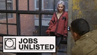 How To Be A Photographer for Yeezy and Amina Blue | Jobs Unlisted