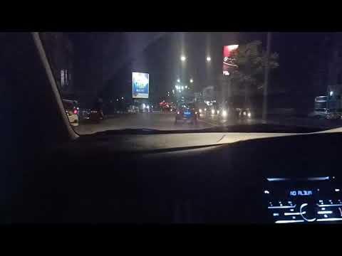 Story Wa Dalam Mobil Malam Hari Youtube