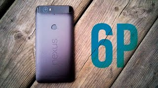 Nexus 6P Review - Best Android Smartphone of 2015