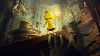 Little Nightmares   Девочка в дождевике   Indie horror   Стрим