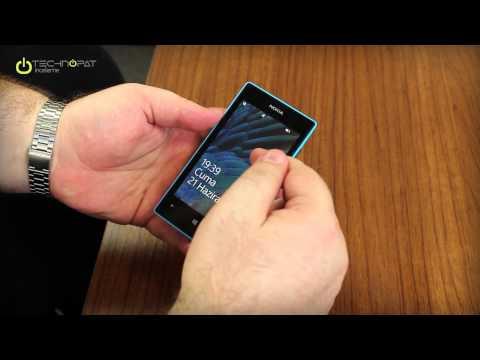 Lumia 520 İncelemesi