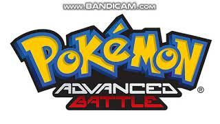 Pokemon advanced battle full song