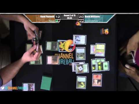 Grand Prix Salt Lake City  - Round 2:  Rand Pummill vs.  David Williams 1
