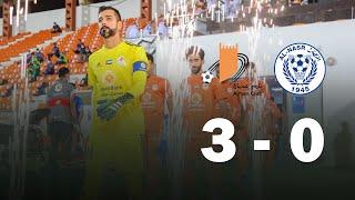 عجمان 3 -0 النصر - الجولة الأولى - دوري أدنوك للمحترفين