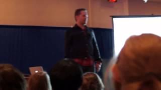 Chuck Hüber Panel - Triad Anime Convention 2015