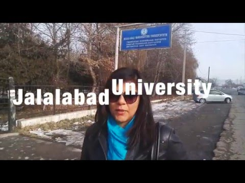 Reality of Jalalabad State Medical University of Kyrgyzstan