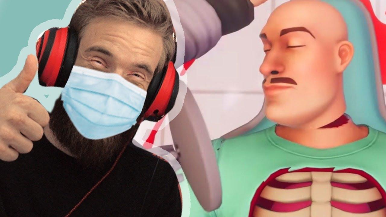Surgeon Simulator 2 - Coop /w Ken - THE NOSTALGIA IS REAL!