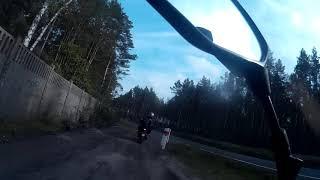 Junak 905 (kamerowane z ręki) - v-max 80 km/h po prostej
