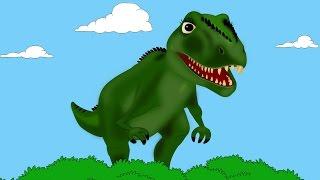 Поезд динозавров  Мультик Раскраска / Dinosaur Train coloring