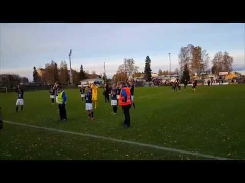ACOTV - Jälkipelit ottelusta PS Kemi - AC Oulu 3.10.2015