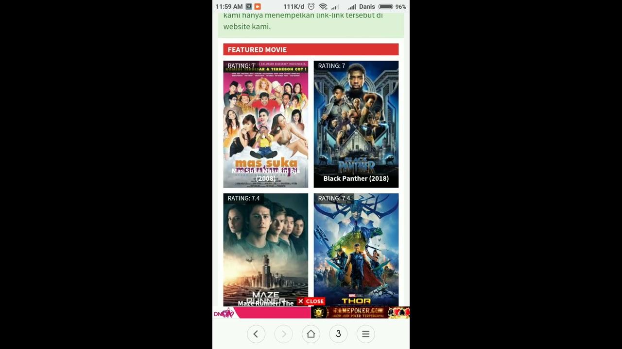 cara download film indonesia amp barat subtitle indonesia