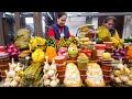 Russian Street Food Market!! | Saint Petersburg, Russia! 🇷🇺