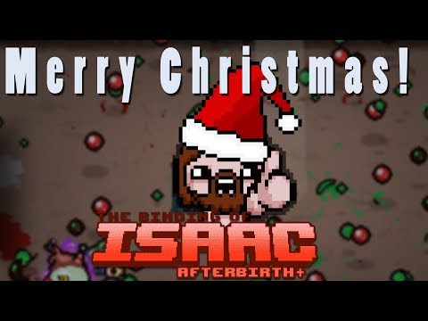 The Binding of Isaac Afterbirth Plus | Merry Late Christmas! | Popular Synergies!
