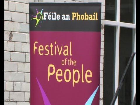Féile an Phobail launch 'Féile 25'
