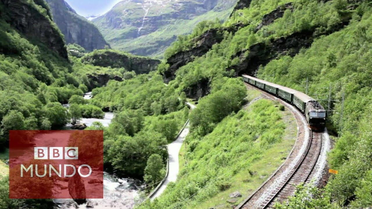 Flam el viaje en tren m s hermoso del mundo bbc mundo for El mundo del mueble sillones