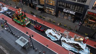 Macy's Thanksgiving parade transforms for COVID-19 pandemic