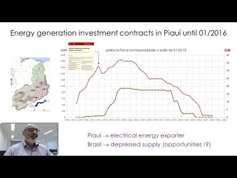 Energy Planning and Investments in Brazil