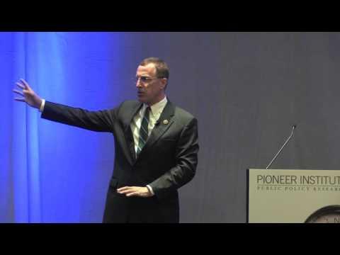 2016 BGC Keynote Speaker, U.S. Representative Timothy F. Murphy (PA)