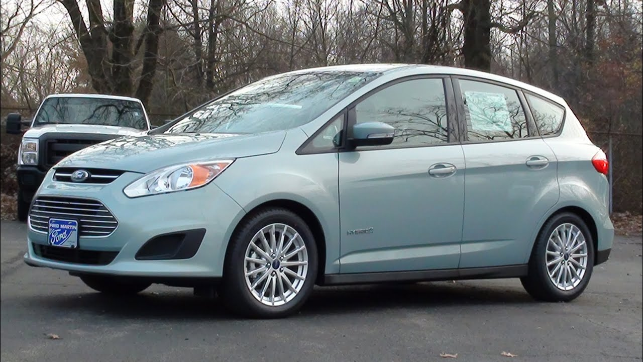 mvs 2013 ford c max hybrid se youtube. Black Bedroom Furniture Sets. Home Design Ideas