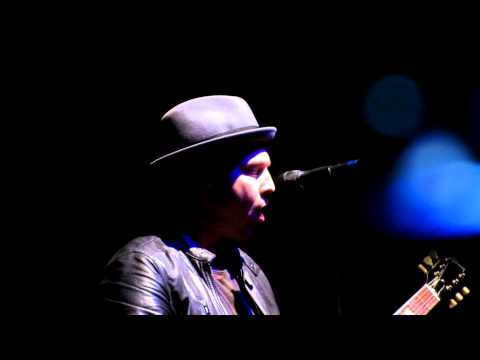 Gavin DeGraw - All I want for my birthday - Stockholm - Feb. 1st 2012