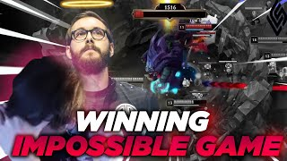 LS | WATCH HOW TSM WINS THIS IMPOSSIBLE GAME ft. Nemesis