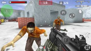 Shoot Strike War Fire Android Gameplay #4