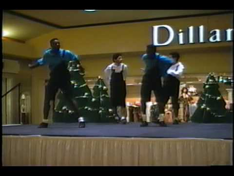 1990 El Paso texas Cielo Vista Mall fashion show
