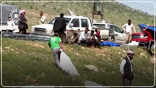 Gambar cover Yezidis in camp near Mount Shingal hopeful needs will be met