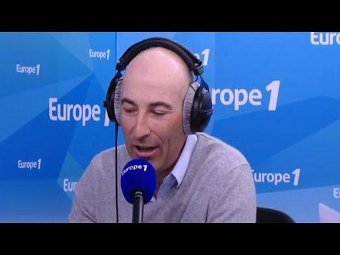 Nicolas Canteloup - Commandant Elkabbach, pilote d'interview
