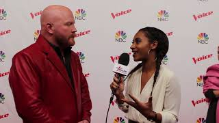 Red Marlow EXCITED For What's To Come After The Voice! The Voice Finale 2017