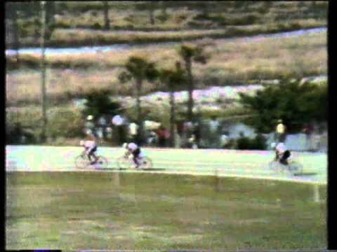 1976 Superstars Final - Bike Race