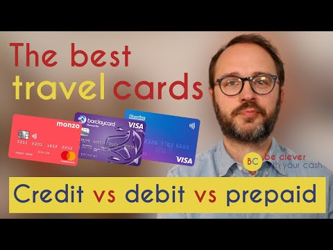 The best travel cards to use overseas: Credit card vs Debit card vs Prepaid vs Smart