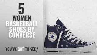 Top 5 Converse Women Basketball Shoes [2018]: Converse Unisex Chuck Taylor All Star Hi Top Sneaker