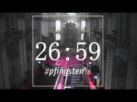 Fest der Jugend - Pfingsten 2016 - Sonntag